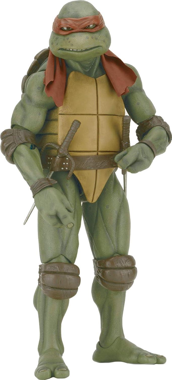 Neca - tartarughe ninja statua gigante raffaello tmnt 1/4 scale action figure teenage mutant ninja turtles 54053