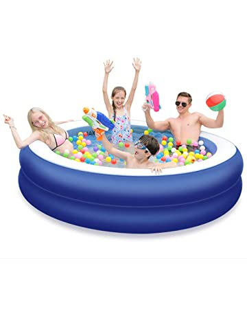 Yellow Snail Inflatable Paddling Pool Summer Children Play Pool Birthday Gift Non-Ironing Swimming Pool Mother & Kids