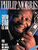 img - for PHILIP MORRIS MAGAZINE Vol. 6 No. 3, Summer 1991: B.B. King cover book / textbook / text book