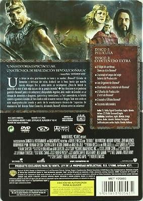 Beowulf (Edición caja metálica) [DVD]: Amazon.es: Anthony Hopkins ...
