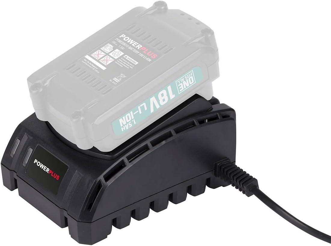Power Plus POWEB9090 POWEB9090-Pack mit 2 Bater/ías 18 V litio 1,5 Ah 2 Fraschen