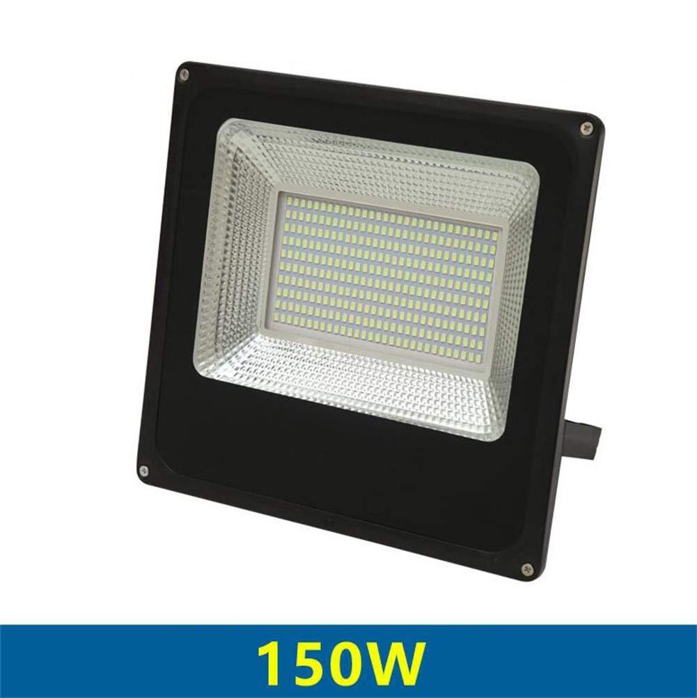 Csndice Home LED Faretto Da Esterno,Super Bright Proiezione Esterna Luce Costruzione Impermeabile Sito Della Lampada Di Sicurezza IP65 66 (dimensioni   150W)