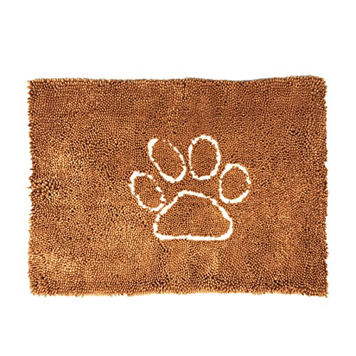 Price comparison product image Petfinity Wetpet Ultra Absorbent Microfiber Dog Paw Door Mat,  Small