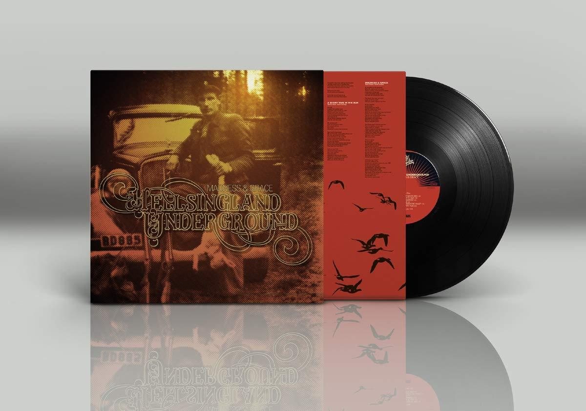 Vinilo : Hellsingland Underground - Madness & Grace (LP Vinyl)