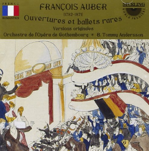 Auber: Overtures et Ballets Rares for sale  Delivered anywhere in USA