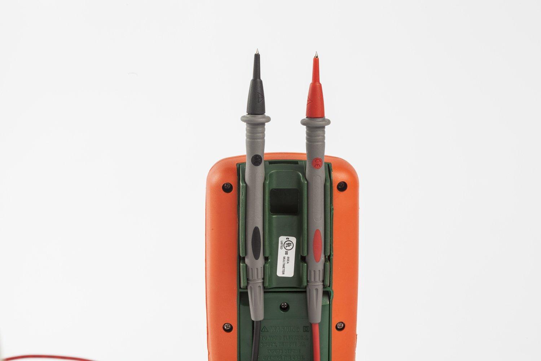 Extech EX503 Multim/ètre industriel CAT IV-600 V de conception /étanche solide IP67 pour usage industriel