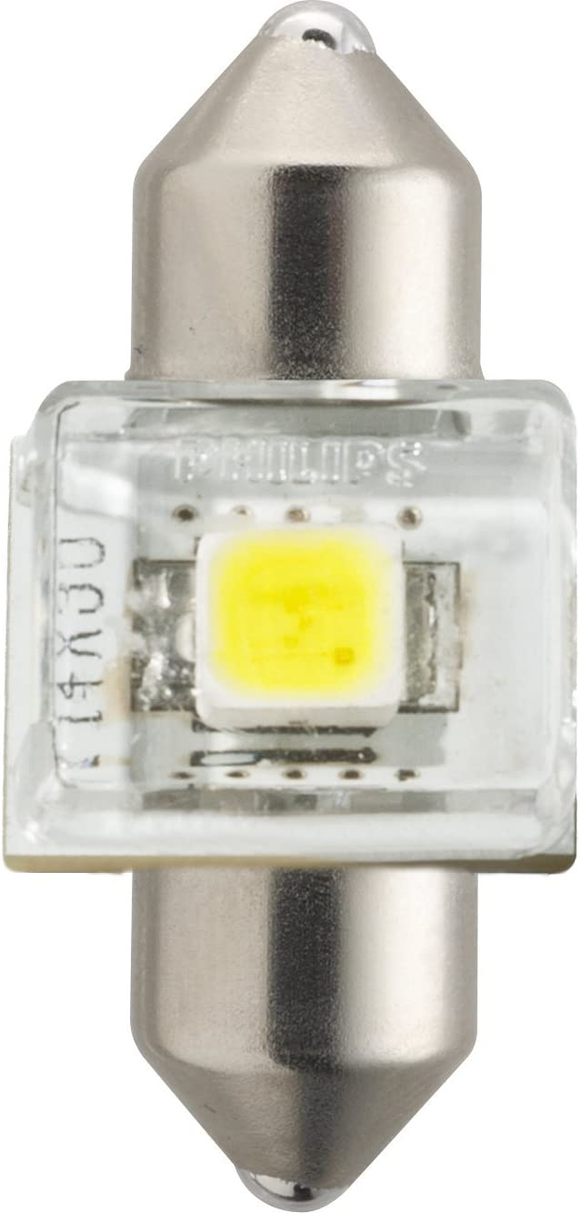1 unidad Philips 12941I60X1 X-tremeUltinon LED luz interior para coche C5W 30mm Festoon 6000K 12V
