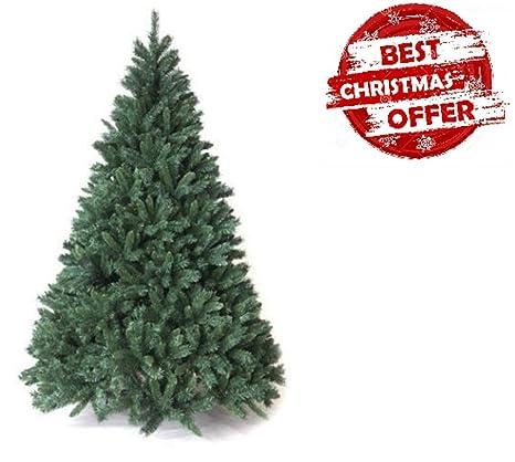 Albero Di Natale 210.Megashopitalia Albero Di Natale Pino 150 180 210 240 270 Cm Super Folto Realistico Verde Natale 150cm
