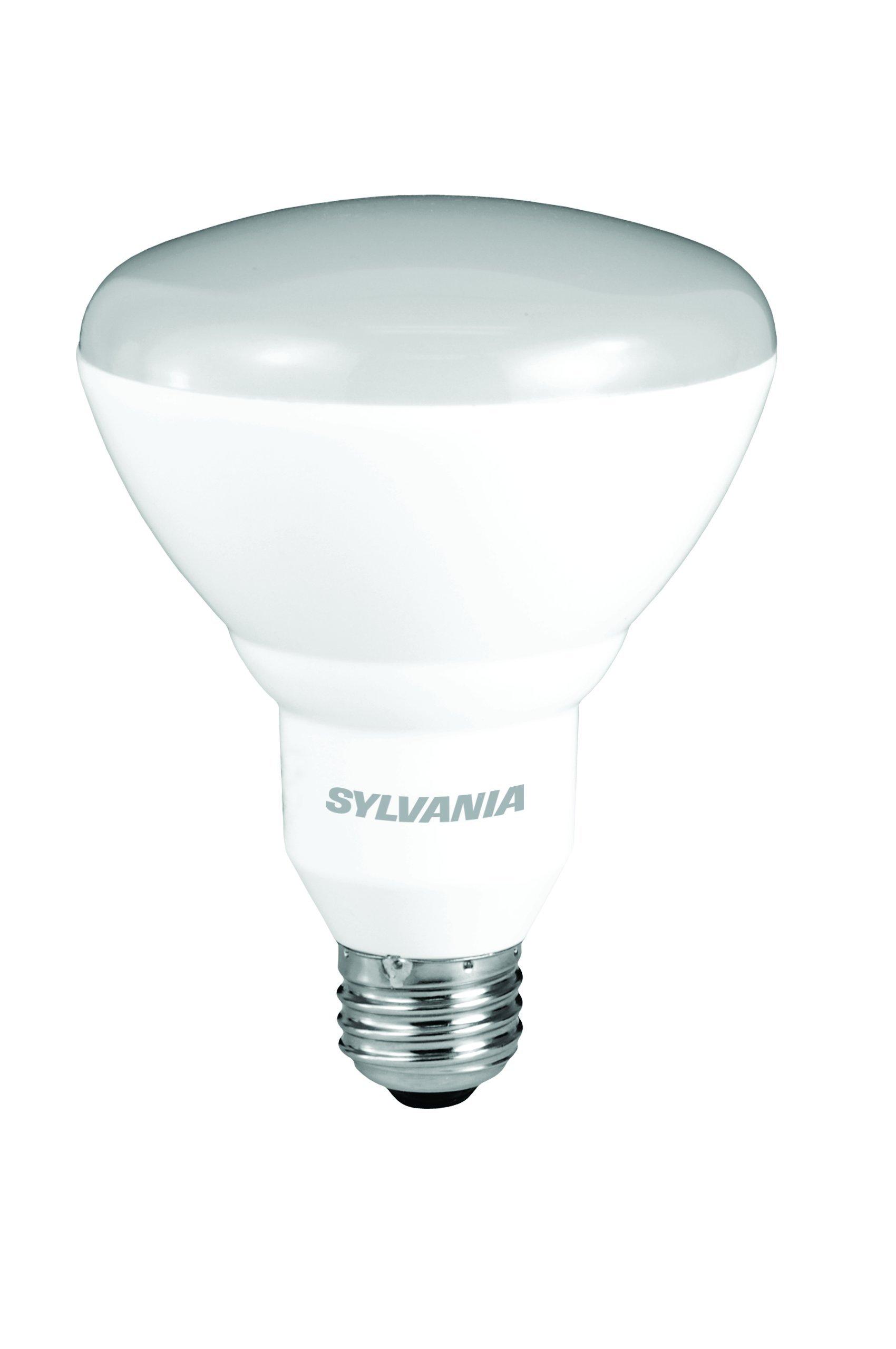Sylvania 73775 - LED9BR30/DIM/827/G2 BR30 Flood LED Light Bulb