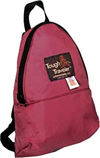 product image for Tough Traveler Kiddy Fleece Backpack - Made in USA