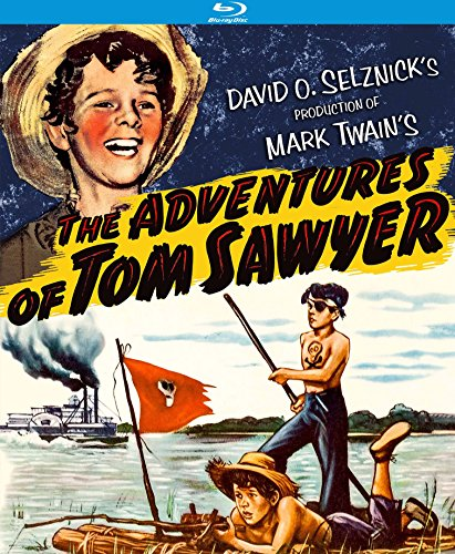 The Adventures Of Tom Sawyer [Blu-ray]