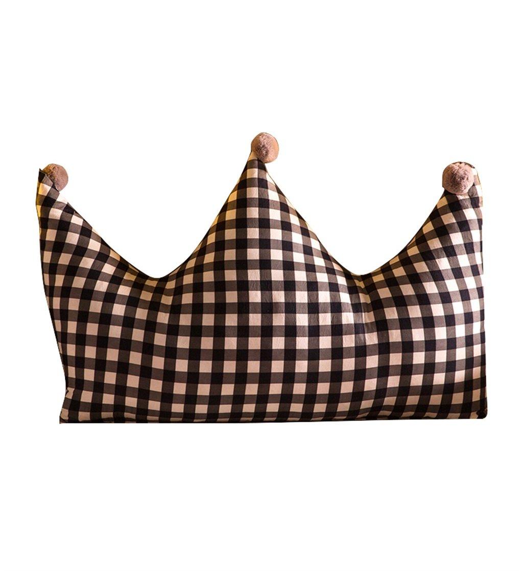 抱き枕 ラージウェッジトライアングルピローバックサポートクッションヘッドボードは、読書用枕としてパッドベッドの腰部クッションネックピローの背もたれ (サイズ さいず : 150×70cm) B07FMH2HK8  150×70cm