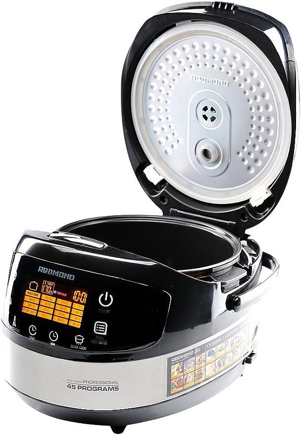 Redmond RMC-M90E Multicooker - Robot de cocina, 31 x 40,5 x 27 cm: Amazon.es: Hogar