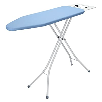 AllRight Table À Repasser Pliable Hauteur Réglable Repose-Fer Avec Housse Couleur 8
