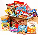 Military Care Package / Food Basket - - Birthday Gift for Army, Navy, Air Force, Marine Service Members