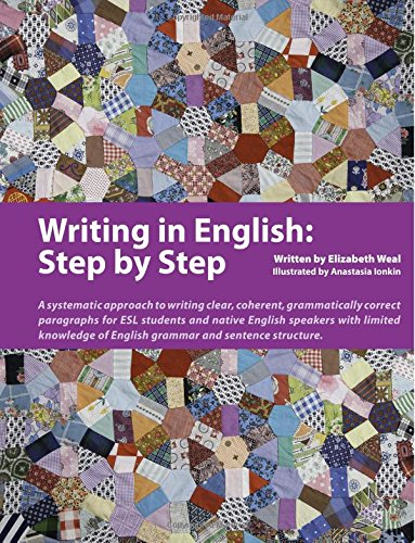 Writing in English: Step by Step pdf