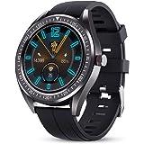 GOKOO Reloj Inteligente Hombre Smartwatch IP68 Impermeable Rastreador Actividad Reloj Deportivo Pantalla Completa Táctil…