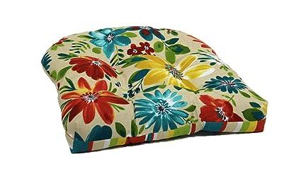 Merveilleux Brentwood Originals 35406 Indoor/Outdoor Chair Cushion, Piper Biscotti