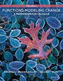 Functions Modeling Change 5th Edition