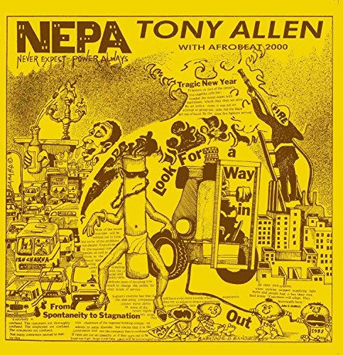 N.E.P.A. [Vinyl]