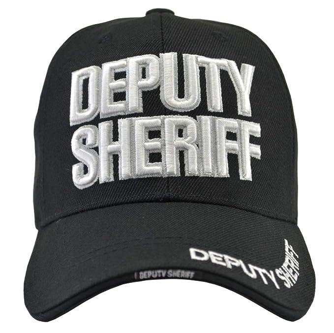 Amazon.com: Incrediblegifts Sheriff - Sombreros, talla única ...