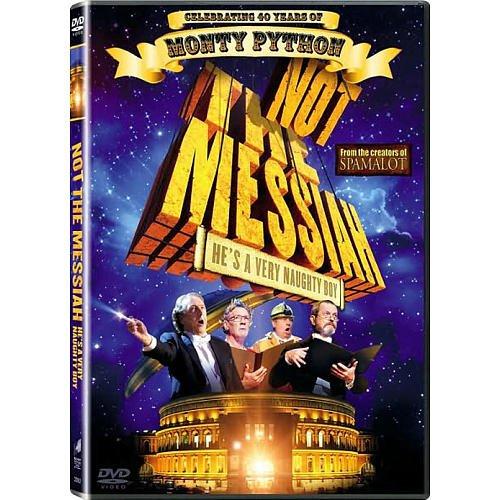 UPC 000014969270, Monty Python: Not the Messiah DVD