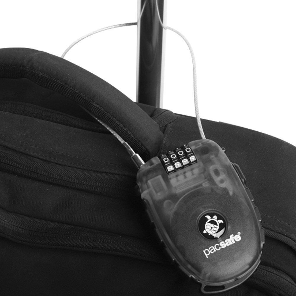 PacSafe Sac de Voyage Retractasafe 250 Cadenas à Câble