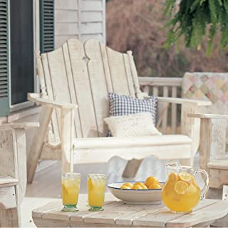 product image for Uwharrie Chair N151 Nantucket Settee - White