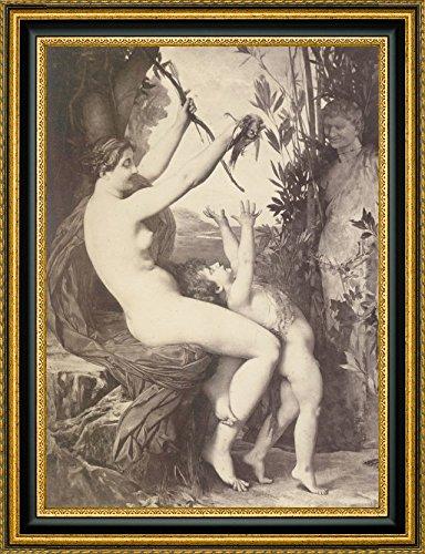 Nymph et Bacchus by Jules Joseph Lefebvre - 14