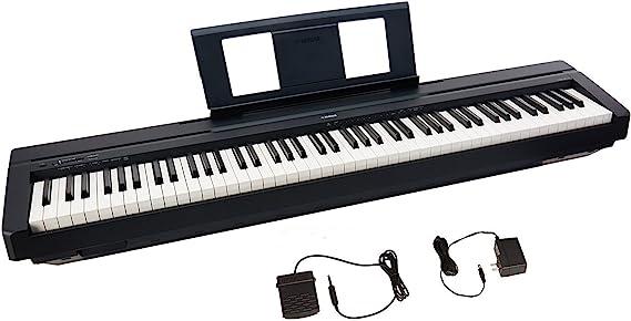 Yamaha P45, 88-Key Weighted Action Digital Piano