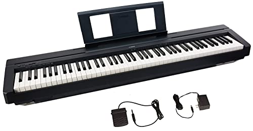 Yamaha P45 88-Key Weighted Action Digital Piano