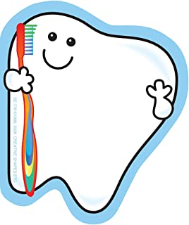 product image for Creative Shapes Etc. Tooth Mini Notepad