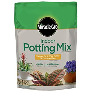 Scotts 72776430 Indoor Potting Mix, 6-Qt.