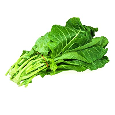 100Pcs Collard Greens Seeds,Buyanputra Couve Galega Portuguese Walking Stick Cabbage Kale: Garden & Outdoor