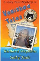 Vanished Tales: A Salty Tails Romantic Mystery #2 (Salty Tails Mystery) Kindle Edition