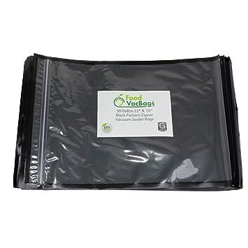 Amazon.com: Food Saver Compatible Negro y Transparente ...