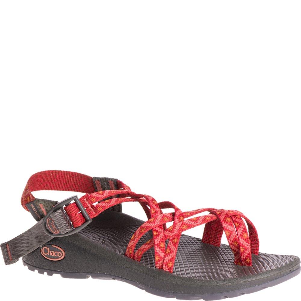 Chaco Women's Zcloud X2 Sport Sandal B071K7P71X 8 B(M) US|Fabric Peach