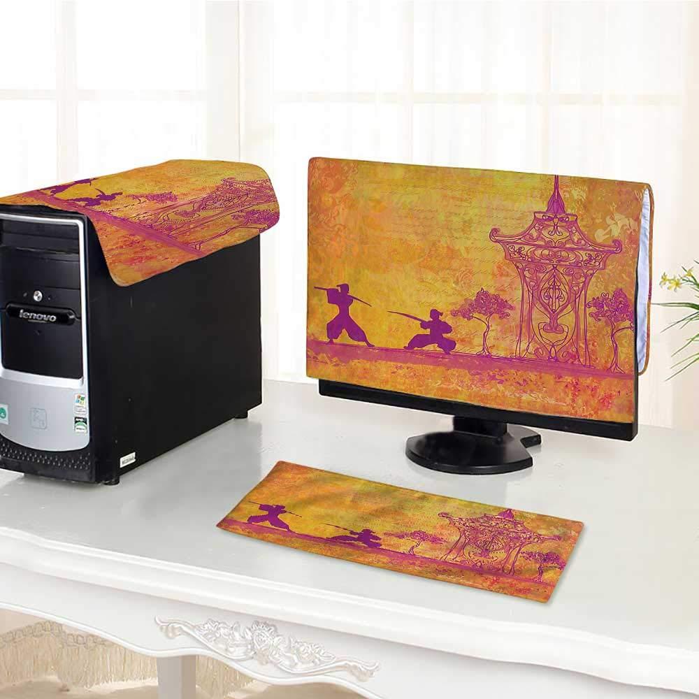 Amazon.com: Auraisehome One Machine LCD Monitor Keyboard ...