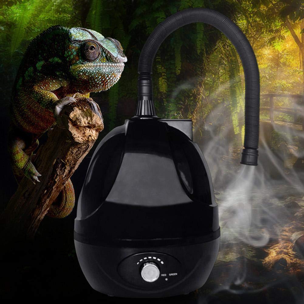 Mute Atualizador para Mascotas Ajustable Mister for Rainforest Landscaping Reptil Terrario Kitabetty Humidificador//nebulizador de Reptiles