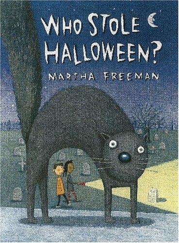(Who Stole Halloween? (A Chickadee Court)