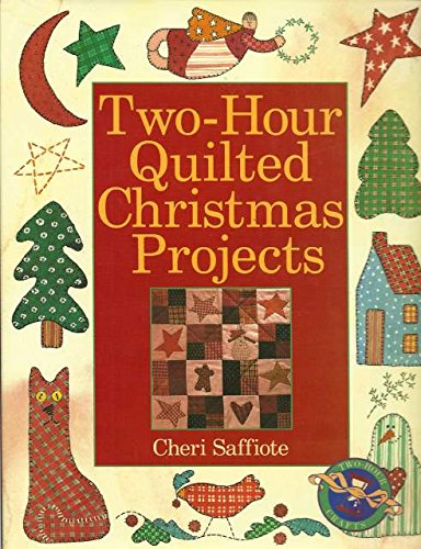 Two-Hour Quilted Christmas Projects (Two-Hour Crafts)