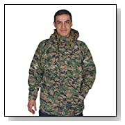 Outdoor Men's Enhanced Extreme Cold Weather Generation 1 Parka