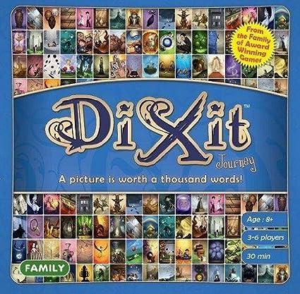Asmodee TASM-19 Dixit 4 Journey by Asmodee: Amazon.es: Juguetes y juegos