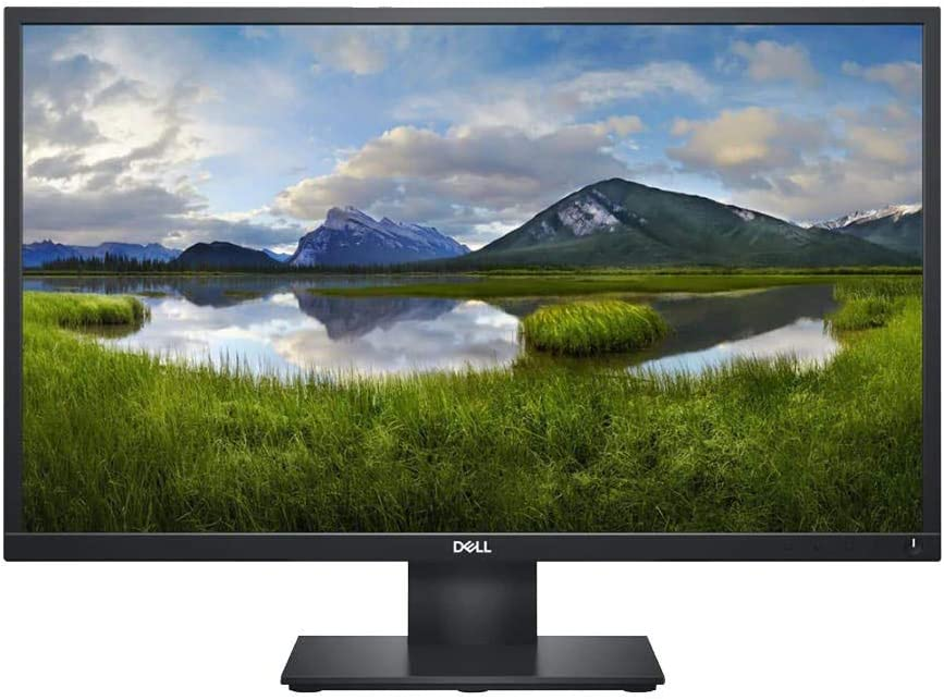 Dell E2420HS 24 Inch 1080p FHD, Built in Speakers, HDMI, VESA Certified, Black
