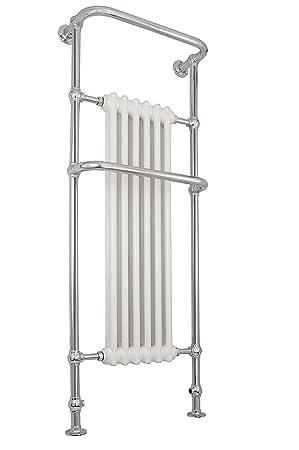 Tradicional Victoriano calentador de toallero de baño radiadores toalla 1520 X576: Amazon.es: Hogar