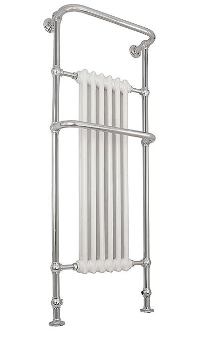 Tradicional Victoriano calentador de toallero de baño radiadores toalla 1520 X576