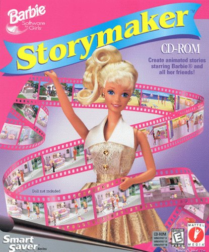 Barbie Classic: Barbie Storymaker - PC