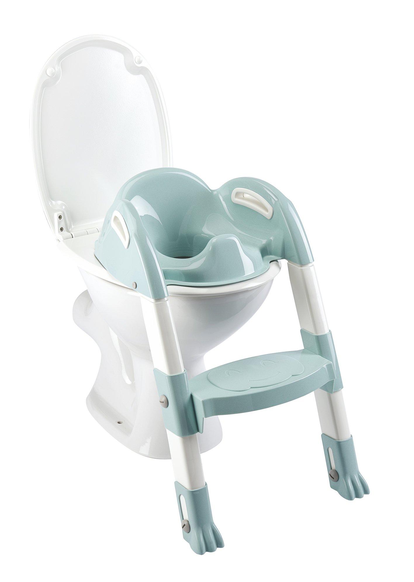 THERMOBABY Kiddyloo Réducteur de WC Vert Céladon