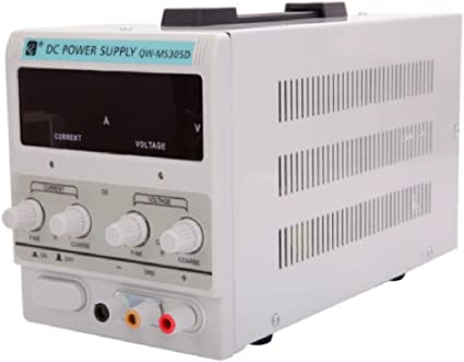 OHO 30V 5A Digital DC Power Supply Variable Adjustable Lab Bench Test Equipment Tool Newpi