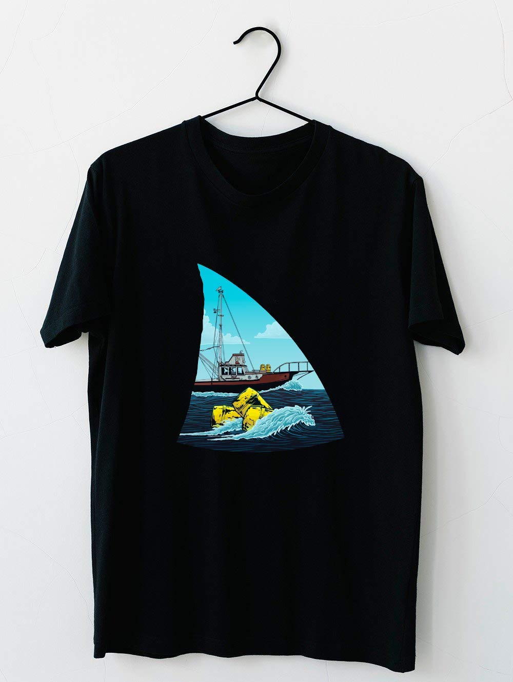 Jaws The Orca 95 For Unisex Shirts